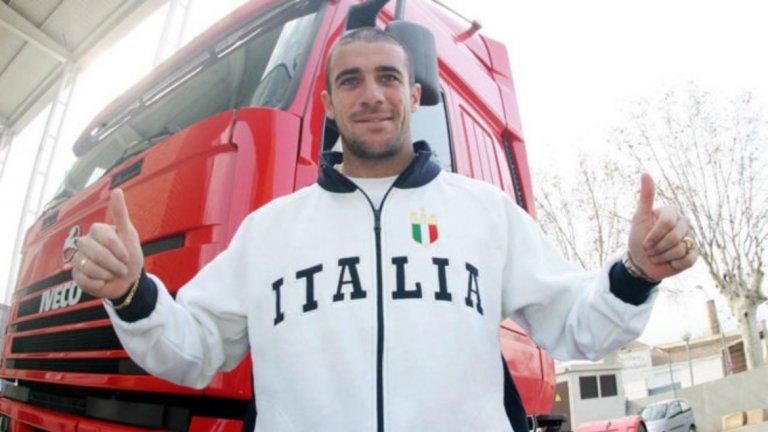 Валтер Пандиани се раздели с камиона си след 935 700 км вярна служба