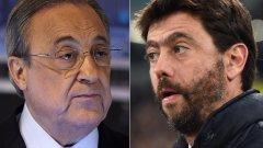 Дори след като зле скалъпеното им начинание се провали, босовете на Реал Мадрид и Ювентус продължават да правят стъписващо нагли, неинформирани и заблудени изказвания по темата. Те обаче са само част от цялата поквара, заплашваща да погълне футбола