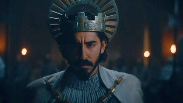"""""""Зеления рицар"""" (The Green Knight) Премиера: 29 май  Единственото фентъзи разказва за Сър Гауейн (Дев Пател), племенник на крал Артур и най-млад рицар от Кръглата маса, който приема предизвикателството, отправено от гигантския Зелен рицар. В ролите ще видим още Алисия Викандер, Джоуел Еджъртън (The King) и Бари Кеоган (""""Убийството на свещения елен""""). Любопитен актьорски състав, режисьорът Дейвид Лоури (A Ghost Story, The Old Man and the Gun) и митологична основа са нещата, които привличат вниманието ни тук."""