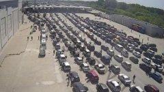 Над 9000 автомобила са минали за ден през граничния пункт