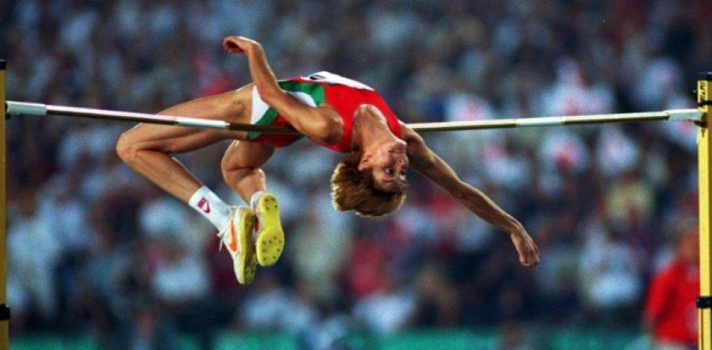 """На 30 август 2021-ва ще се навършат 34 години от световния рекорд на Стефка Костадинова. Вече митичните 209 """"български"""" сантиметра."""