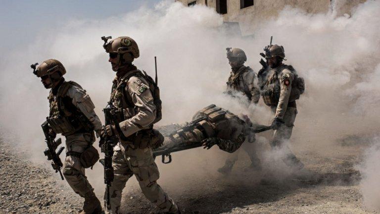 Сделката дава надежда за край на 18-годишната война в Афганистан