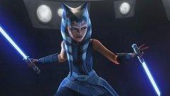 """Розарио Доусън влезе в кожата на добре познат персонаж от анимациите по """"Междузвездни войни"""""""