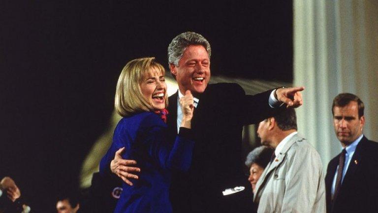 Тръмп възкреси мръсните секс-войни на 90-те, но дали това ще го спаси?