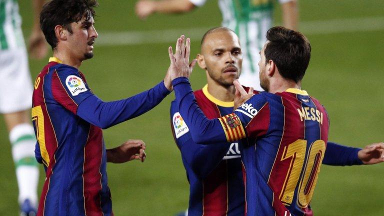 Има сделка: Барселона реже още 122 млн. от заплати