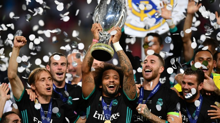 Реал доминираше поне в две трети от мача, но отново получи решителна съдийска помощ. Вижте пет извода от големия сблъсък за Суперкупата