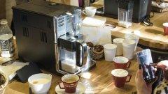 Saeco e оригинална италианска марка кафемашини с 30-годишен опит, която става част от портфолиото уреди за дома на Philips.