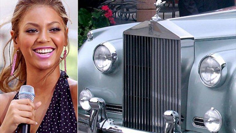 Бионсе получи Rolls-Royce за 25-я си рожден ден