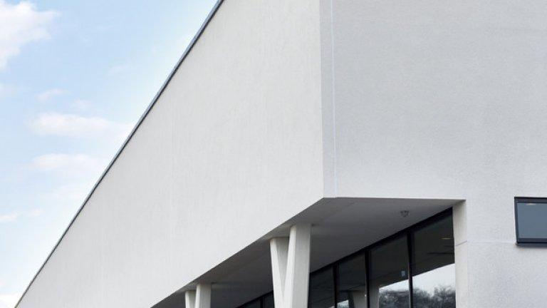 Музеят се помещава в сградата, където за първи път ИКЕА посреща клиентите си преди около 60 години