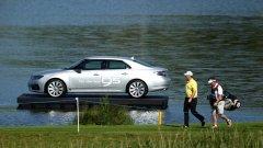 Saab все още е далеч от спасителния бряг
