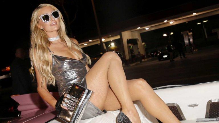 Парис ХилтънПарис има гореща връзка с покер играча Рик Соломон, като същият пуска домашното им порно в интернет. След това излиза с Ник Картър от Backstreet Boys, за когото твърди, че ѝ е посягал. Следва още два провала с милиардерския наследник Ставрос Нярхос-младши и бейзболиста Дъг Рейнхарт. Последва и афера с модел, който е 10 години по-малък от нея, отново без особен успех…