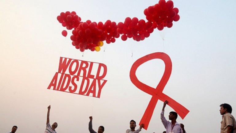 У нас той ще се отбележи с традиционното шествеие подкрепа на серопозитивните и в памет на жертвите на СПИН
