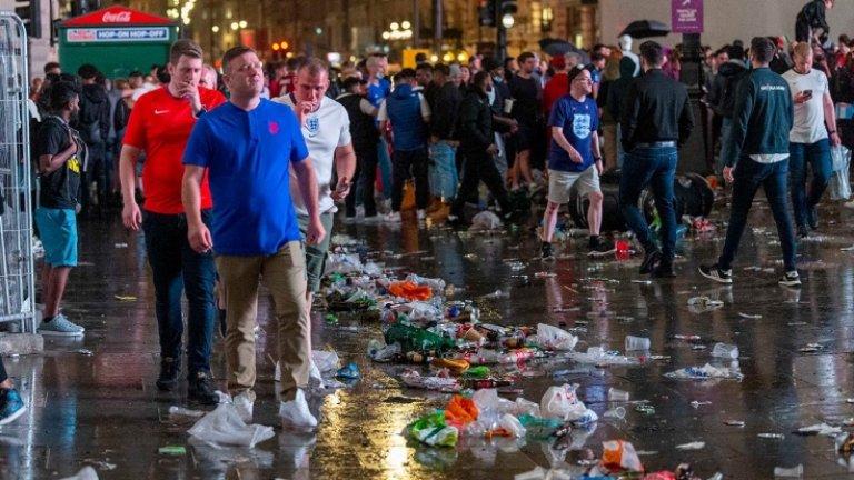 Лондон се удави в боклук и урина, а по улиците вилнееха животни
