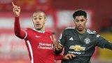 Юнайтед - Ливърпул и още над 20 мача в днешния ефир