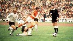 Германия - Холандия е едно от най-големите съперничества в света на футбола още от финала на Мондиал'74