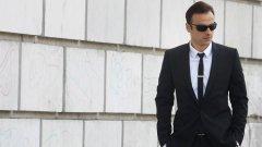 Димитър Бербатов минути преди да обяви решението си да напусне националния тим завинаги