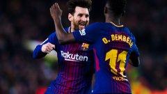 """Жирона - Барселона на 90% ще бъде първият """"американски"""" мач на Ла лига."""