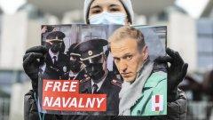 Акции срещу поддръжниците има в два руски града