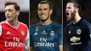 Де Хеа, Йозил, Бейл, Деле: Най-изненадващите сривове на футболни звезди за последните години