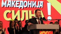 Премиерът на Македония Никола Груевски седна на масата за преговори с опозиционния лидер Зоран Заев на неутрална територия - в Страсбург