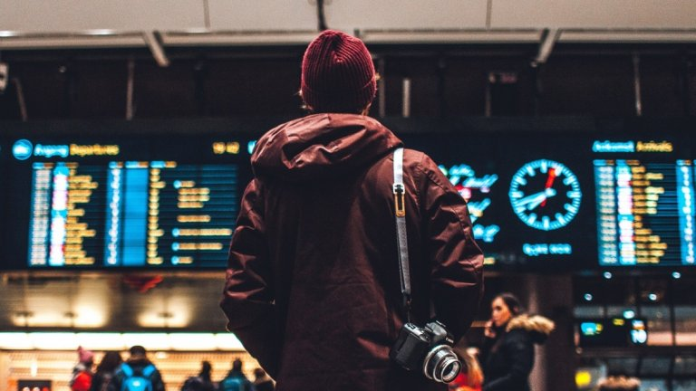 Хиляди хора по цял свят публично поеха ангажимента да спрат да летят - не заради любовта към влаковете, а заради климатичната криза
