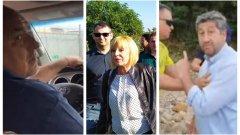 Когато Бойко си кара джипката, Манолова търси марихуана, а Христо Иванов спасява плажове
