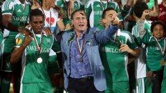 """Лудогорец не е български клуб. Така твърдят съперниците на """"зелените""""."""
