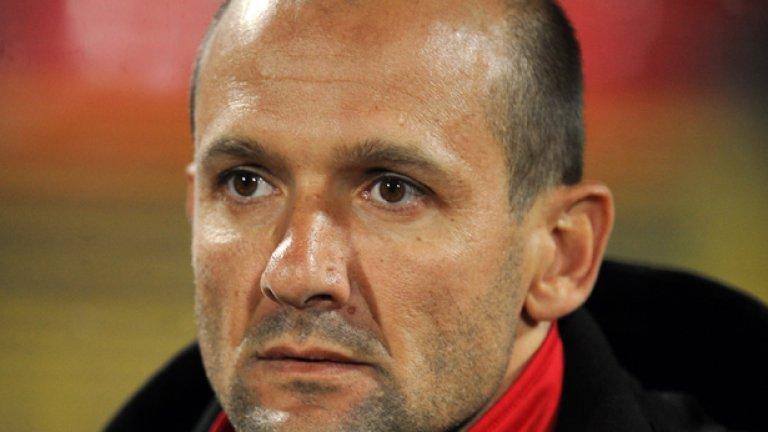 Радуканов вярва, че ЦСКА има шанс да елиминира Стяуа