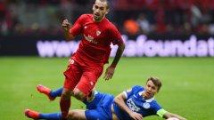 Видал се представи силно в Лига Европа и спечели турнира със Севиля