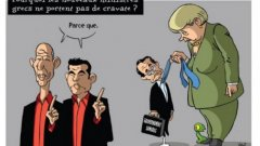 Карикатурата на Никола Вадо стана хит в социалните мрежи