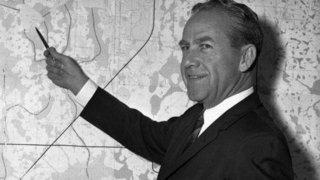 Как един военен генерал помогна за изграждането на Дисни Уърлд