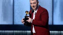 """Сам Смит е звездата на тазгодишните награди """"Грами"""""""