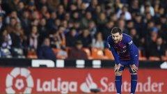 Барселона може да изгуби Меси заради Каталуния