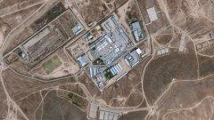 Афганистанският затвор, известен като Солната яма, където задържаните били подлагани на изолация, тъмнина и ледена вода