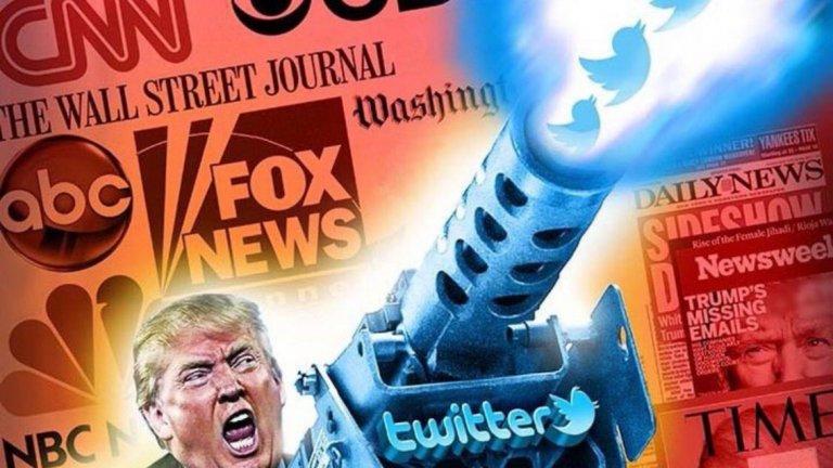 16 241 лъжливи или подвеждащи твърдения са били отчетени от специалната платформа за проверка на фактите на Washington Post, следяща изказванията на президента на САЩ