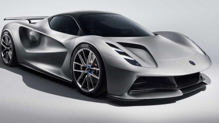 Lotus EvijaВ началото на 2020 г. от Lotus бяха категорични – бъдещето им ще се състои единствено и само от електрически автомобили, по-голямата част от които ще са със спортен профил. Evija ще е сред първите попълнения в този каталог със своя дизайн и максимална скорост от 260 км/ч. Първите напълно завършени модели от електромобила трябва да видим през лятото на тази година.