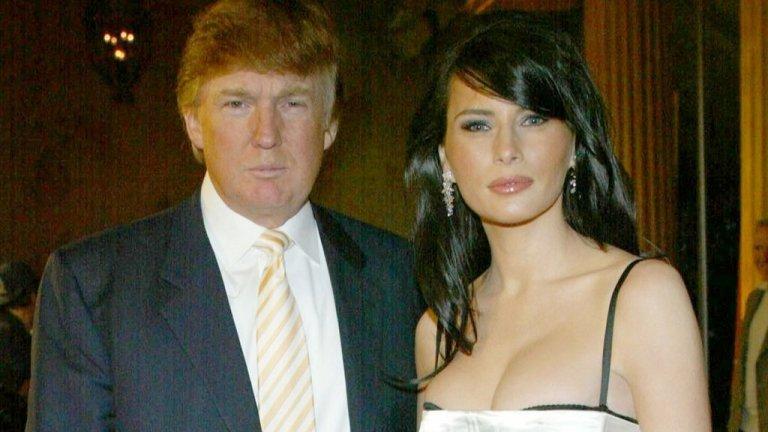 През 1996 г. се мести в Ню Йорк, където продължава да развива успешно кариерата си на модел. Само две години по-късно се случва и съдбоносната й среща с нейния бъдещ съпруг.   Снимка от събитие на NBC през януари 2004 г.