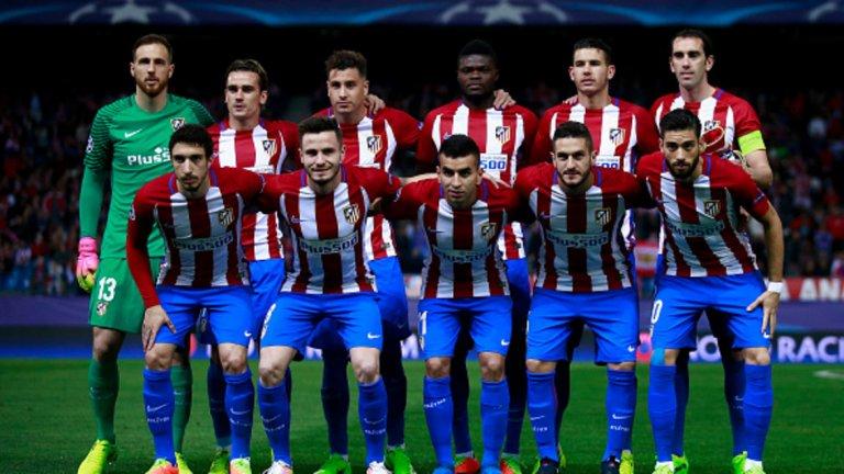 Преди две години двата отбора се срещнаха на същата фаза и Атлетико се наложи след дузпи.