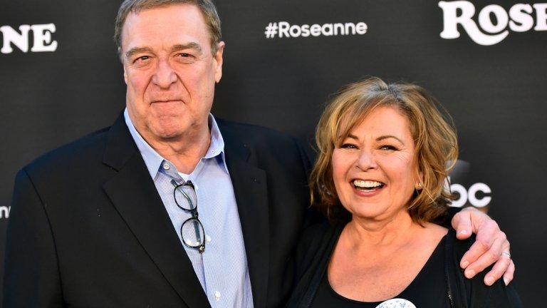 Розан Бар Още по-добър пример за меренето на думите е актрисата Розан Бар, чийто сериал Roseanne беше спрян заради неин туит, в който сравнява чернокожа съветничка на предишния американски президент Барак Обама с маймуна. Реакцията беше вълна от туитове срещу нея, настояващи телевизията ABC да я уволни. Което те и сториха в крайна сметка въпреки добрите рейтинги на шоуто. Сега сериалът се излъчва с ново име, а в него героинята на Розан Бар е починала.