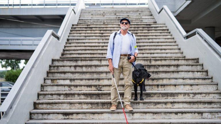 58-годишен мъж върна зрението си след 40 години слепота