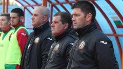 Този път момчетата на Ангел Стойков не успяха да се преборят за добър резултат в Аликанте.