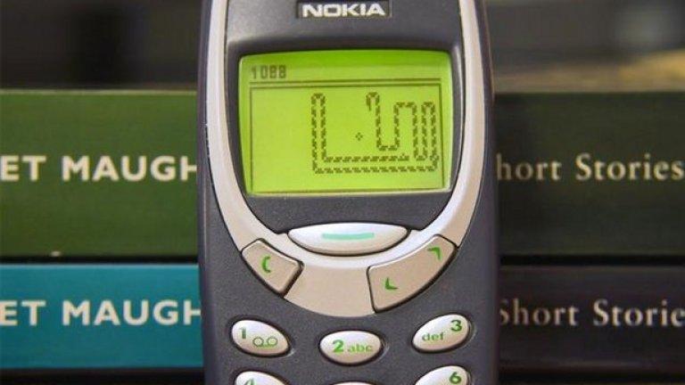 """11. Игрите Да, """"Змията"""" едно време беше просто достатъчна. Сбогом, Nokia, ще ни липсваш!"""