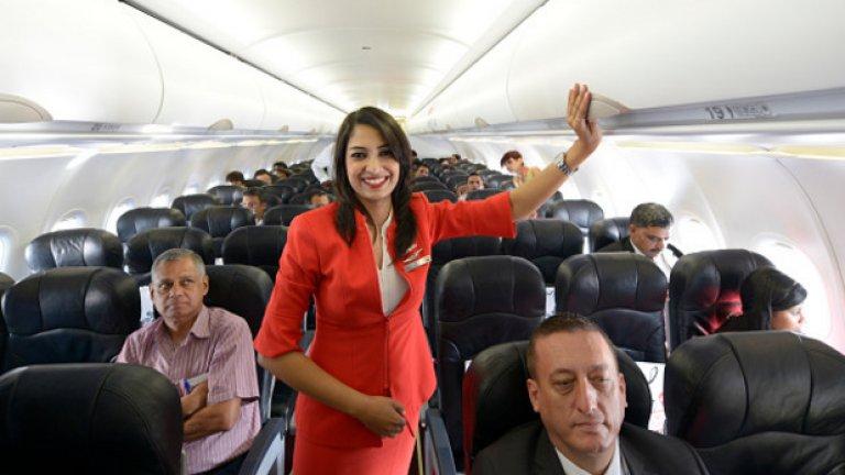 Синдромът на стюардесата Може да не сте я чували с месеци и години, но повярвайте ми – тя е там и без значение дали искате или не, ще бъде в най-неправилното време на най-неправилното място.