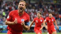 Победният гол на Кейн беше единственото положително нещо за Англия през второто полувреме