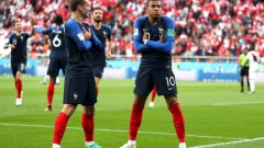 """Невероятното се случи и след триумфа на Хърватия с 2:1 срещу Англия едно е ясно - в неделя на """"Лужники"""" Франция излиза срещу карираните смелчаци от Загреб."""