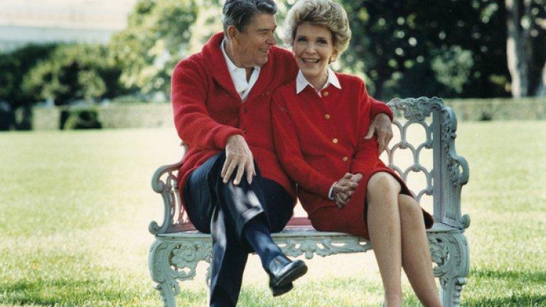 Бившата първа дама на САЩ Нанси Рейгън почина на 94 години на 6 март - 12 години след кончината на своя съпруг Роналд Рейгън.