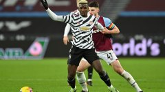 Погба вдъхнови Юнайтед за нов обрат и място в топ 4