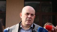 Зам.-главният прокурор Иван Гешев съобщи, че цел на акцията са били чужденци, които са се занимавали с финансиране на терористична дейност.