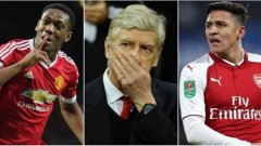 Арсенал искал не Мхитарян, а Марсиал за размяна със Санчес