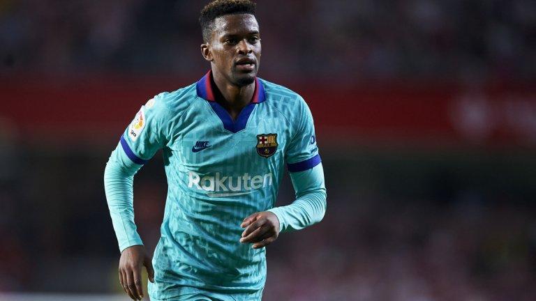 Нелсон Семедо  Португалецът е най-малко виновен от всички дотук и е мъчен да играе като ляв бек на фланг, който не му е удобен. В Дортмунд направи дузпата срещу Борусия. Вече две години е в Барселона и не може да затвърди мястото си в отбора.